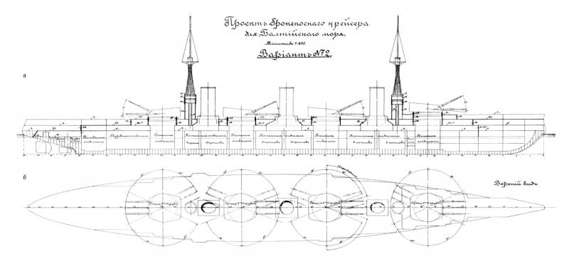 """ВМФ. Линейные крейсеры типа """"Измаил"""". Ч.2"""