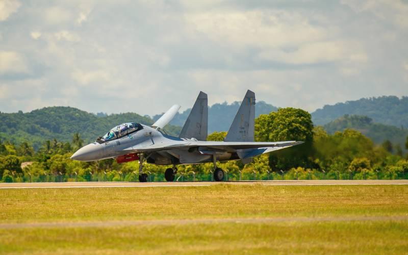 Самолёты. Су-30 в серии и на международном рынке