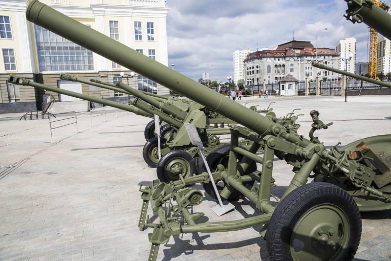 Миномёты. 160-мм дивизионный миномёт М-160 образца 1949 года