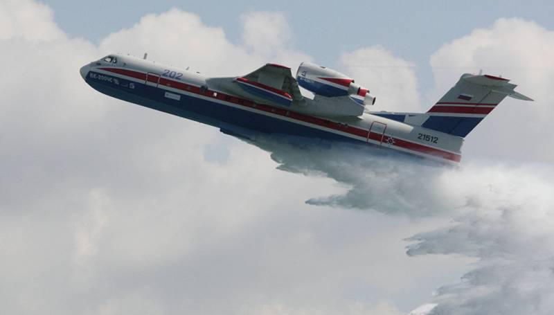 Санкции но не на всё. США решили закупить российские Бе-200