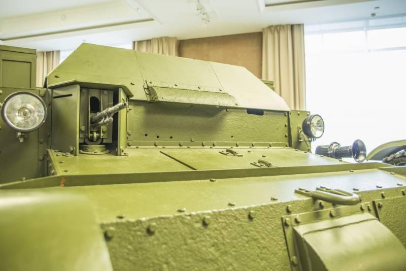 Рассказы об оружии. Танкетка Т-27