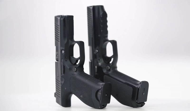 Оружие. Пистолет Лебедева ПЛ-15 в шаге от серийного производства