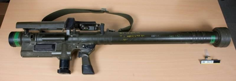 ПВО «Ручные» комплексы  ПЗРК FIM-43 Redeye Часть 2
