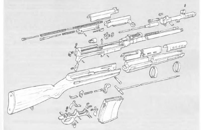 Оружие. Винтовка по прозвищу Света.Часть 2