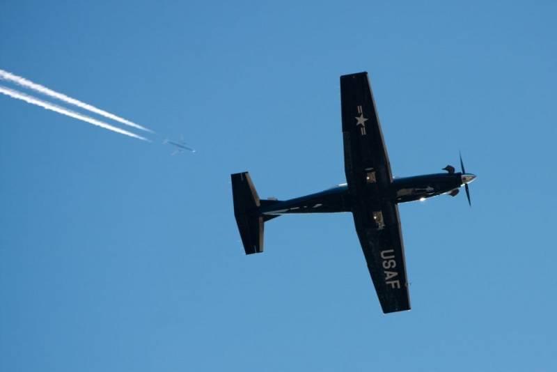 В США выяснили причину «отключки» пилотов штурмовиков Texan