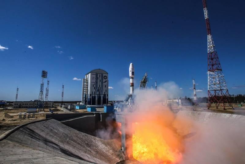 На космодроме Восточный приступили к ликвидации обнаруженных пустот