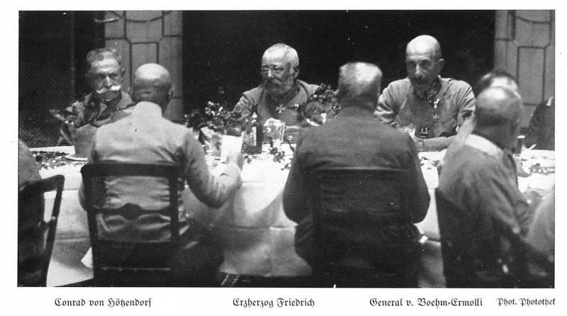 История. «Русский Верден». Карпатская операция 1915 г. Часть 2. Поражение Э. Людендорфа