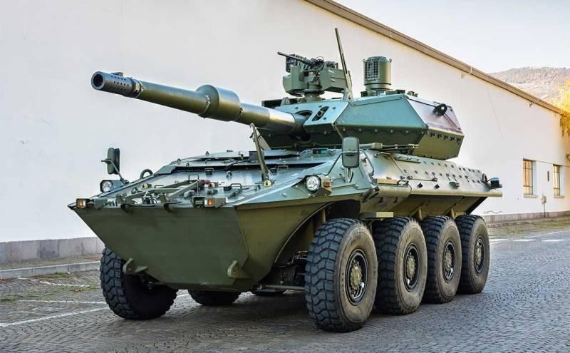 Танки.  Колёсный танк БА-10