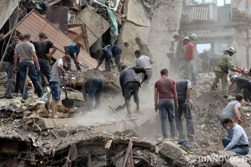 Пожалуйста, разбомбите Донбасс. США возвращают украинские ВВС в небо