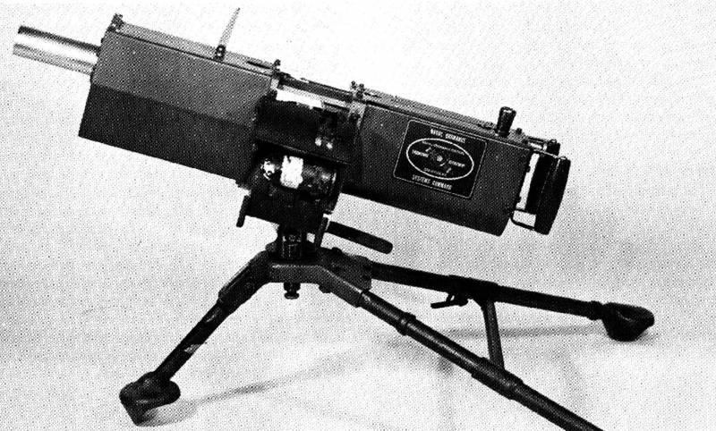 Оружие. Автоматический гранатомёт Mk 20 Mod 0 (США)