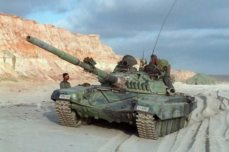 Советская и российская военная техника в вооружённых силах и испытательных центрах США