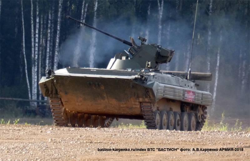БМП-1АМ «Басурманин»: практичная модернизация