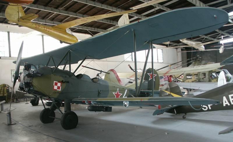 Самолёты. У-2 «Летающая парта»