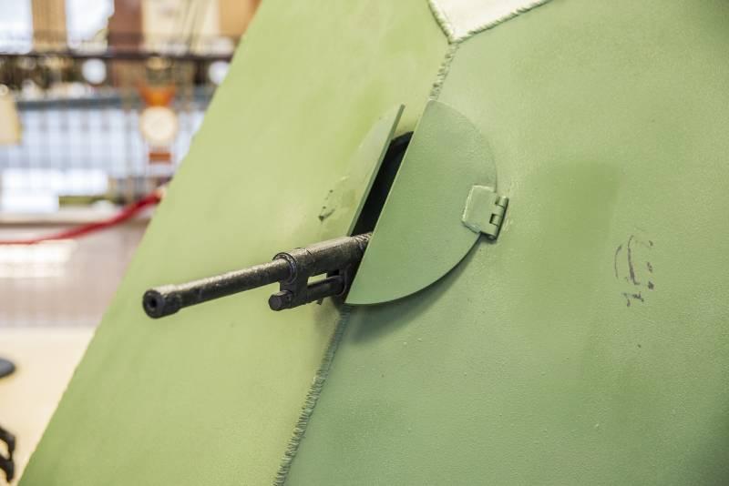 БМП. Рассказы об оружии. Бронеавтомобиль Д-8