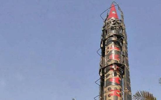 Иран нанёс ракетный удар по восточной части Сирии