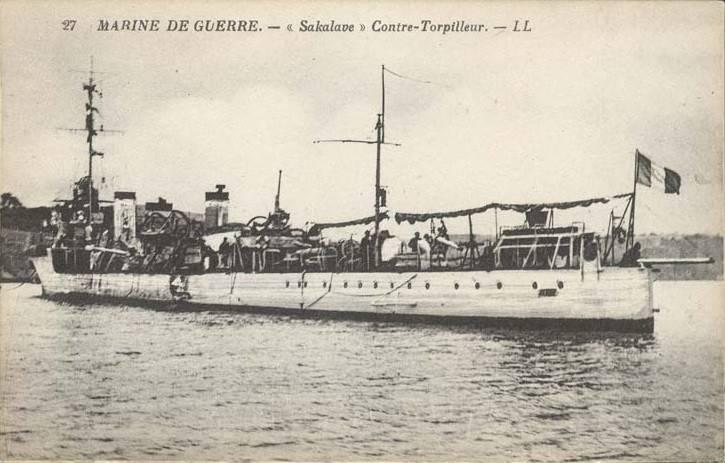 Гибель «Эльпидифора-415». Меркантильная французская месть или провокация?