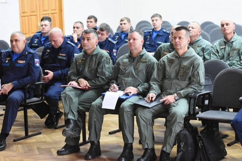 """В Сербии начались совместные с Россией учения авиации """"Барс-2018"""""""