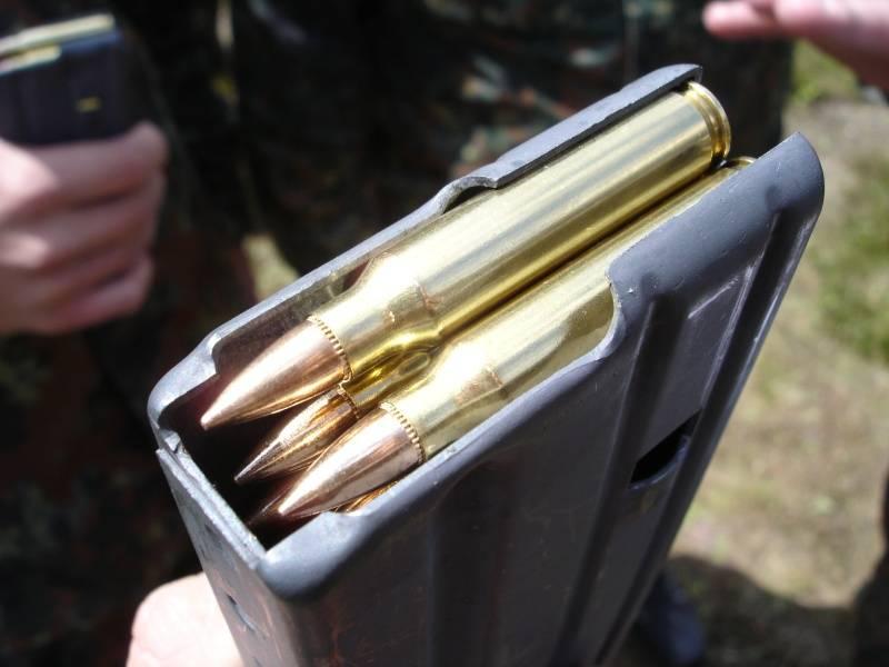 Оружие. Пуля и плоть: неравное противостояние. Часть 4. Страсти вокруг 5,45 и 5,56 мм