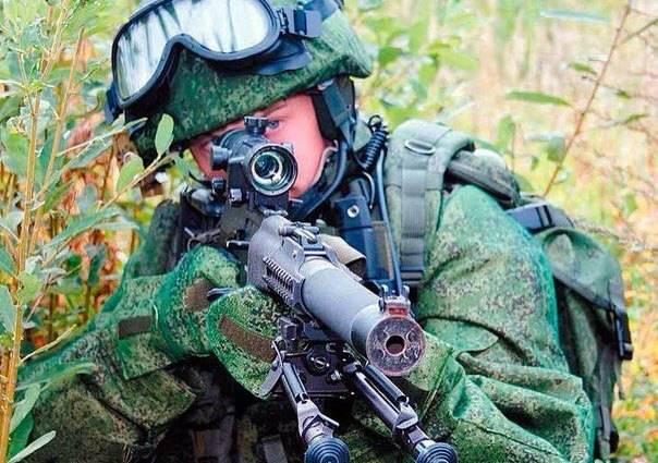 В войска поставляются бесшумные автоматы. Главком поведал