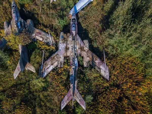 Редкие сверхзвуковые Як-28: последний шаг до сковородок