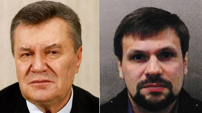 На украинском телеканале: Боширов ещё и Януковича эвакуировал