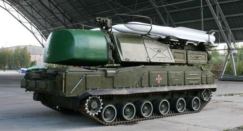"""Кого сбивать собрались? ОБСЕ обнаружила на Донбассе ЗРК """"Бук"""" ВСУ"""