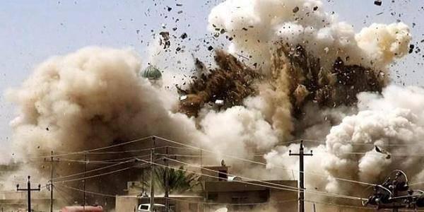 Военные преступления США. Сколько гражданских погибло в Ракке?