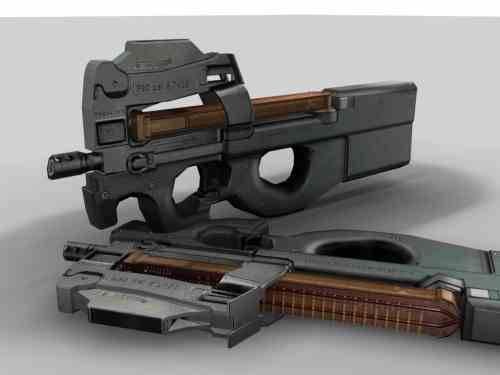 Оружие. Универсальный автомат Васильева: оружие для большой войны