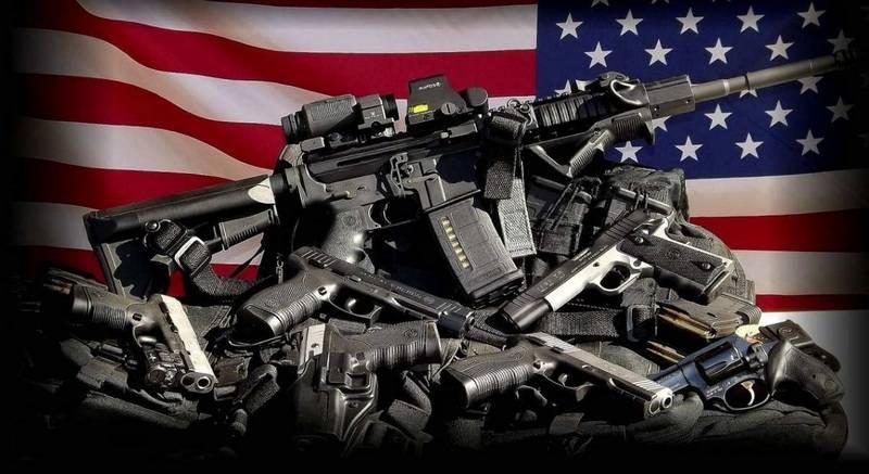 Русские СМИ проинформировали окрупной поставке американского смертельного оружия в государство Украину
