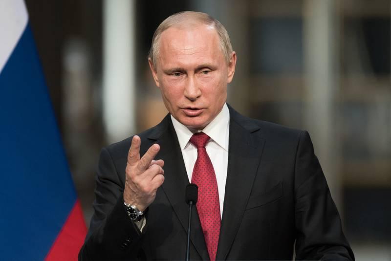 Путин: Скрипаль  - предатель Родины и подонок
