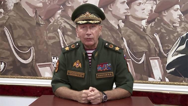 """Как Виктор Золотов обезвредил """"газового террориста"""" у стен Кремля"""