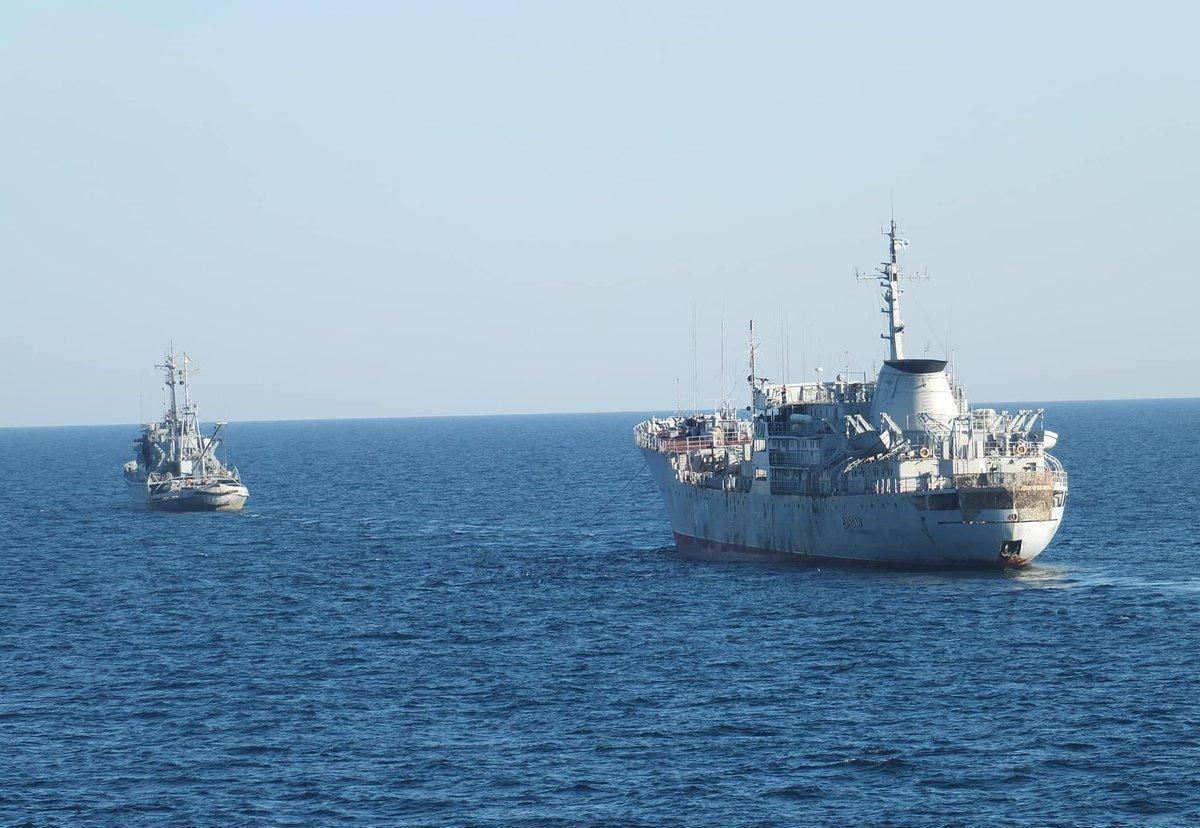 Киев объявил оготовности прорываться сбоем через Керченский пролив