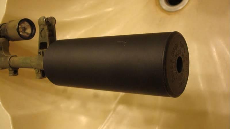 Без шума и пыли. Дульные устройства для стрелкового оружия