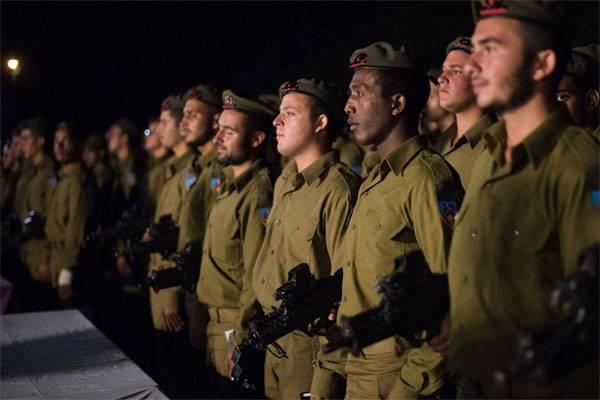 Израиль экстренно укрепляет южную границу