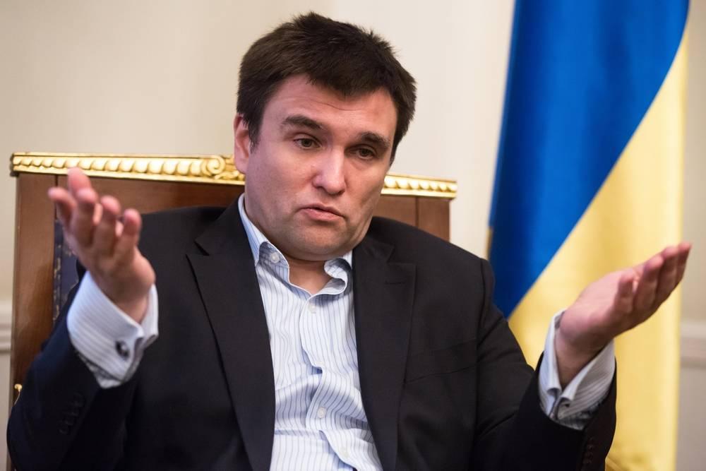 Климкин пояснил , почему Украина незакрывает генконсульства в РФ