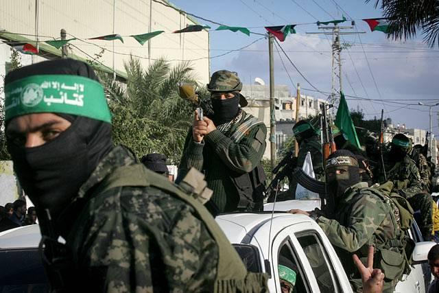 哈马斯集团想与以色列和平相处?