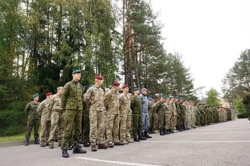 ВЛитве умер  научениях военнослужащий Германии