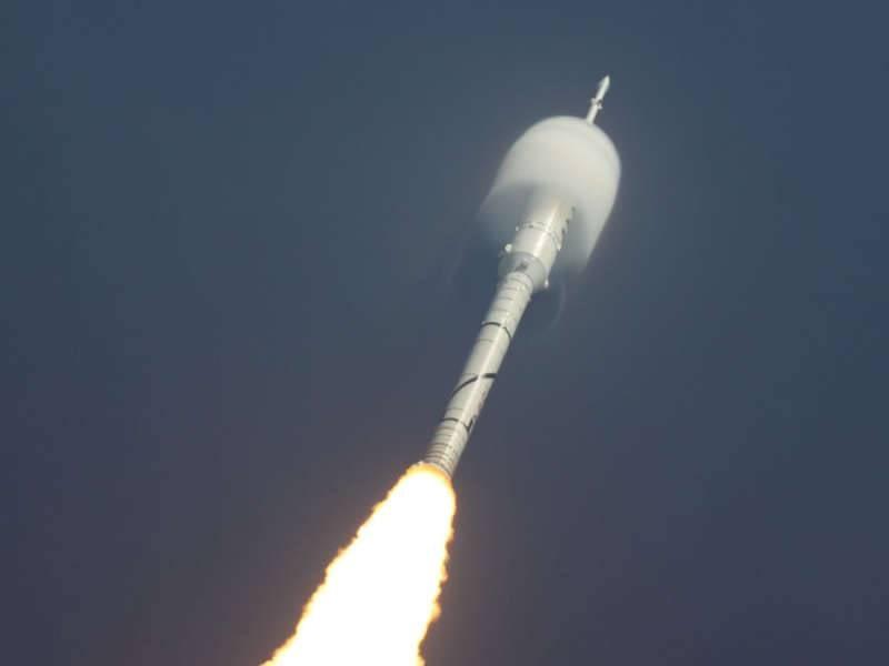 एसएलएस हैवीवेट। अमेरिकी अंतरिक्ष यात्री मंगल पर पहुंचे। 1 का हिस्सा