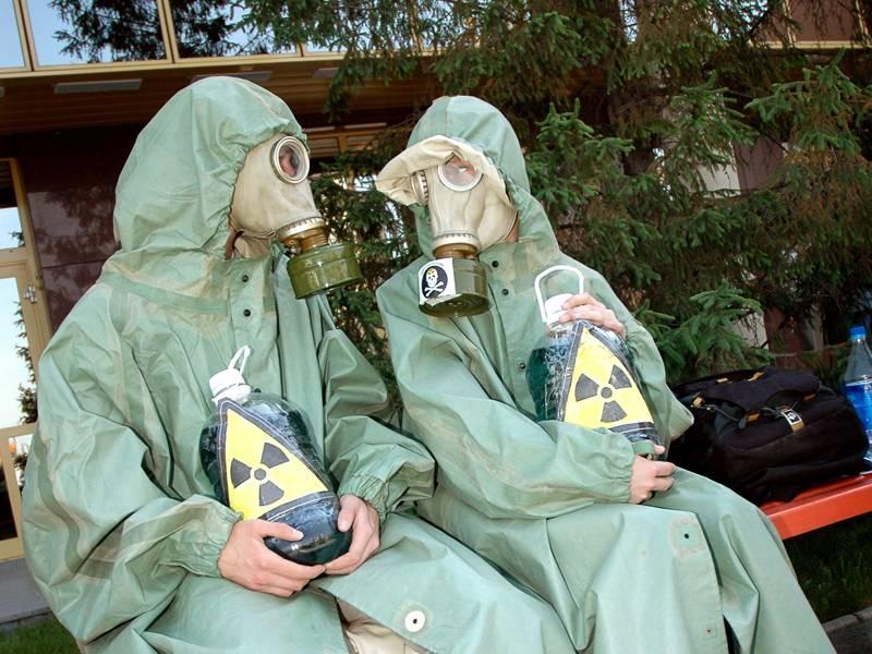 72 часа после ядерной катастрофы