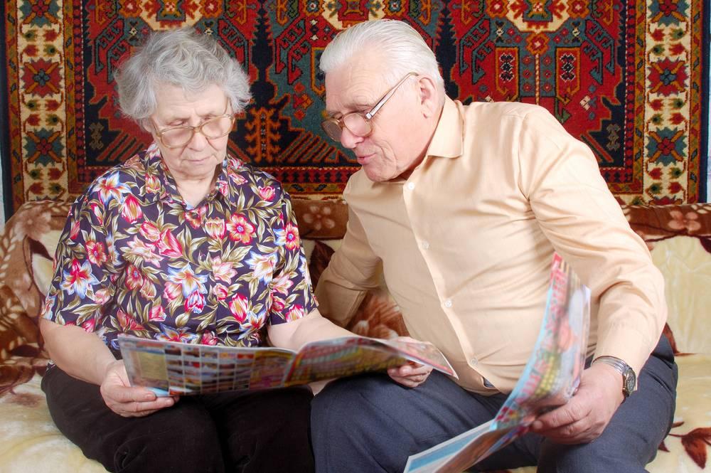 Подсчитаны доходы работающих пожилых людей