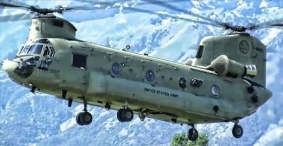 在美国:Chinook直升机的升级潜力足以满足2050的要求
