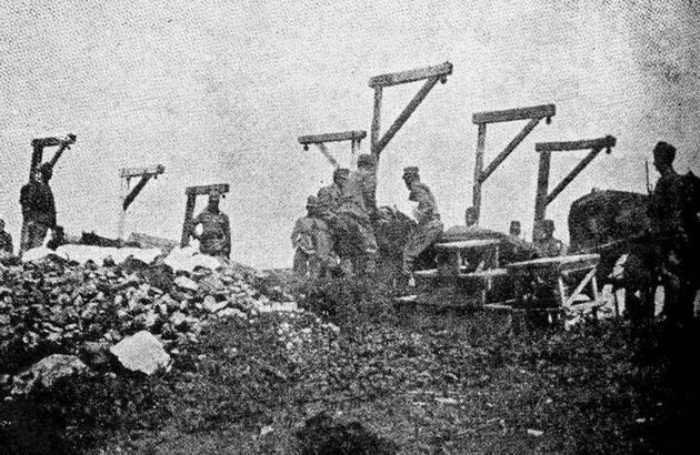 История. Первый концлагерь Европы создавался для русских. Сто лет неизвестному геноциду