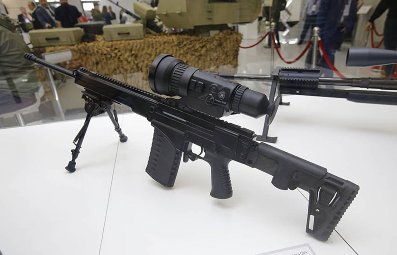 Снайперка Чукавина заменит винтовку Драгунова: подробности