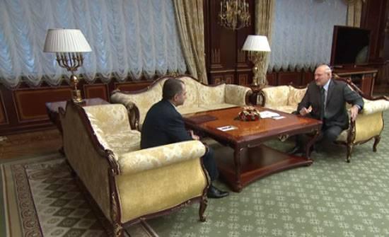 Лукашенко высказался по теме'присоединения Белоруссии к РФ