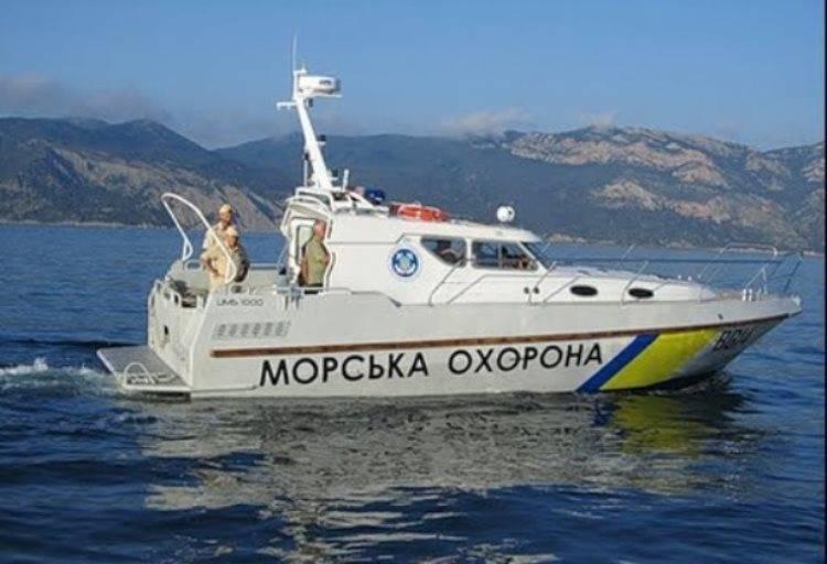 Снимут на видео: погранслужба Украины готовит провокацию в Азовском море