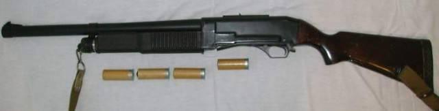 ТОЗ-123. Царь-пушка для охотника