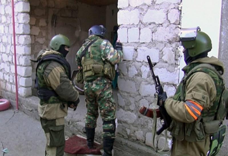 В Дагестане уничтожили двух боевиков. Операция продолжается