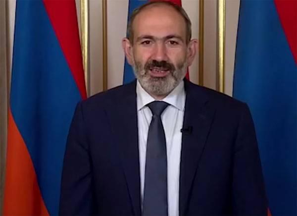 Pashinyan resignation