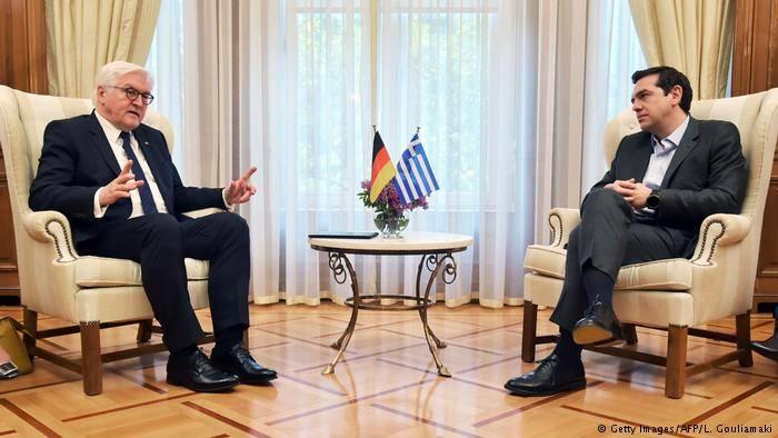 У Германии обостряется чувство греческого долга