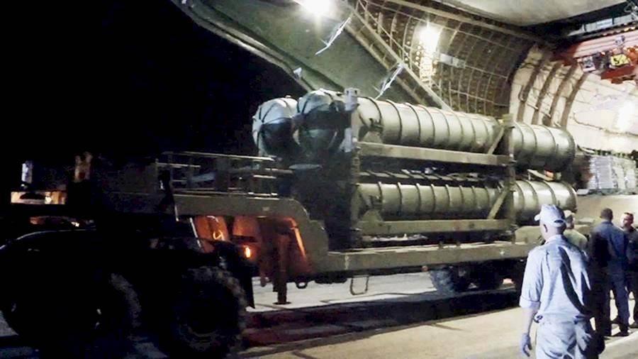 Россия поставила Сирии модернизированные С-300